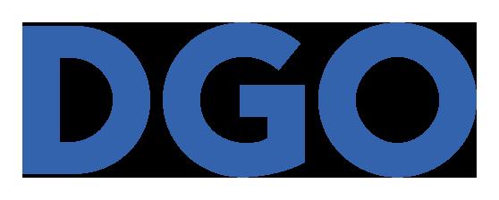 Logo DGO, Grafik: DGO